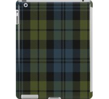 10014 Campbell Clan Tartan  iPad Case/Skin