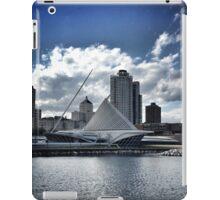 Art of Milwaukee Lakefront iPad Case/Skin