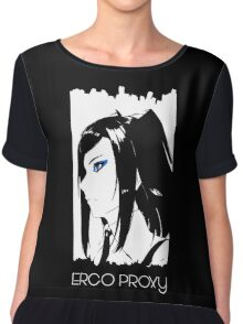 Ergo Proxy Re-I Chiffon Top