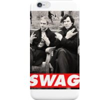 SWAGLOCK iPhone Case/Skin
