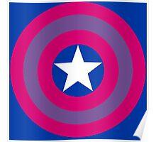 captain bisexual Poster