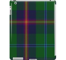 10011 Young Clan Tartan  iPad Case/Skin