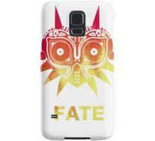 A Fiery Fate - Zelda Majora's Mask Samsung Galaxy Case/Skin
