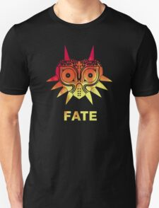 A Fiery Fate - Zelda Majora's Mask Unisex T-Shirt