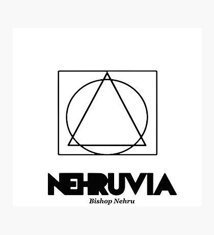 Bishop Nehru  Photographic Print