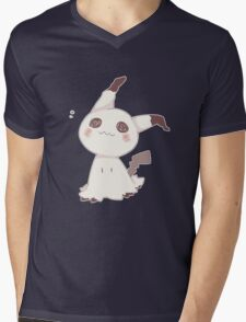 Mimikyu - Pokemon Sun and Moon Mens V-Neck T-Shirt