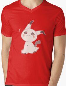 Mimikyu - Pokemon Sun and Moon Mens V-Neck T-Shirt