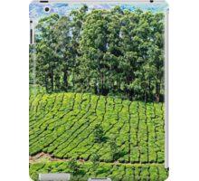Munnar Tea Plantation. iPad Case/Skin