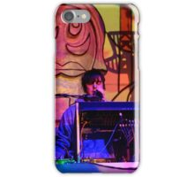 Animal Collective Concert iPhone Case/Skin