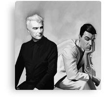 David Byrne Canvas Print