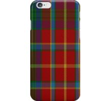 02396 Devon 2000 Fashion Tartan  iPhone Case/Skin