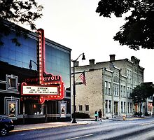 Rivoli Theater & Washington House Inn - Cedarburg WI by katherinepaulin