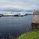 Symbister Harbour by WatscapePhoto