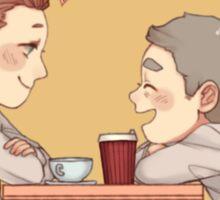 Coffee date Sticker