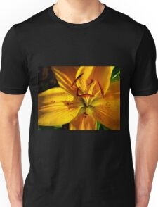 Ants and a Lily Unisex T-Shirt