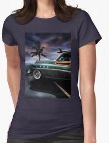 Coolangatta Womens Fitted T-Shirt
