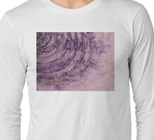 Frequency Increase original painting Long Sleeve T-Shirt