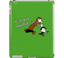 Nick And Monroe iPad Case/Skin