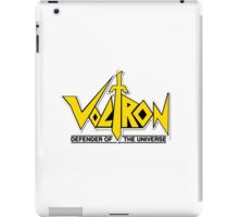 Voltron iPad Case/Skin