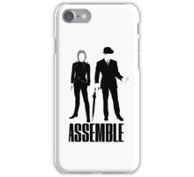 The Original Avengers Assemble iPhone Case/Skin