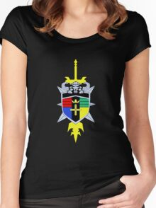 Voltron 2 Women's Fitted Scoop T-Shirt