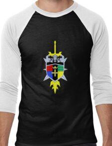 Voltron 2 Men's Baseball ¾ T-Shirt