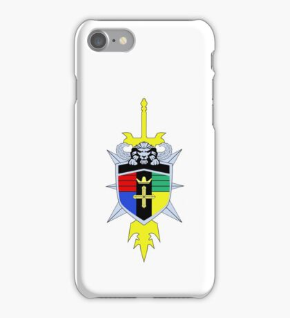 Voltron 2 iPhone Case/Skin