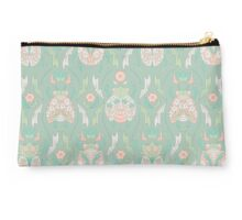 Folksy Beetles Studio Pouch