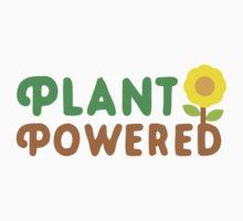 Plant powered Kids Tee