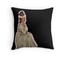 Elizabeth Schuyler Throw Pillow