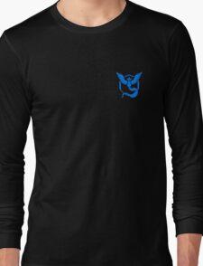 Team Mystic logo! Pokemon go Long Sleeve T-Shirt