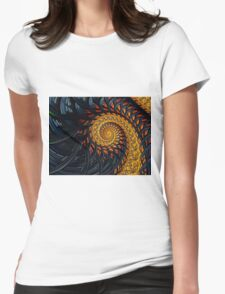 In the Heat of the Night Womens Fitted T-Shirt