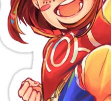 All Might Onesies Series - Uraraka Ochako Sticker