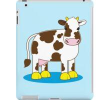 cute little moo cow iPad Case/Skin