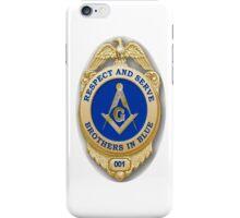 Respect & Serve iPhone Case/Skin