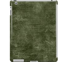 Cypress Oil Painting Color Accent iPad Case/Skin