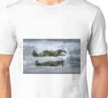 Supermarine Spitfire and Seafire Unisex T-Shirt