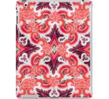 Ornament Swirls Retro Pattern iPad Case/Skin