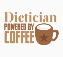 dietician powered by coffee One Piece - Short Sleeve