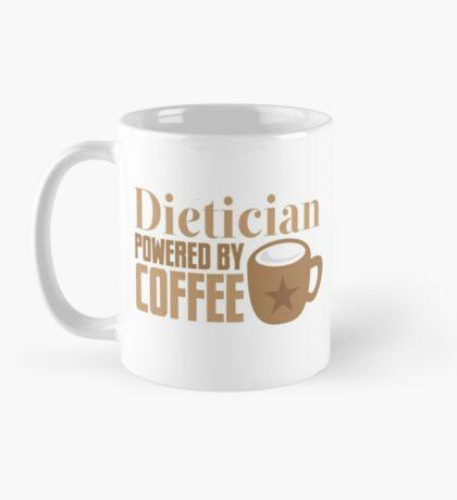 dietician powered by coffee Mug