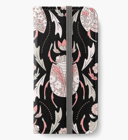 Grotesque Beauty iPhone Wallet/Case/Skin