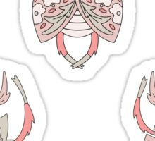 Grotesque Beauty Sticker