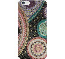 Mandala paisley iPhone Case/Skin