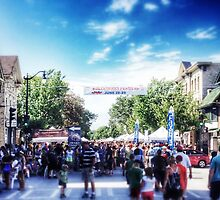 Strawberry Festival 2014 - Cedarburg WI by katherinepaulin