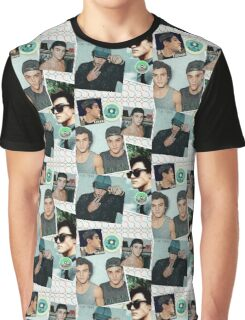 Dolan twins sketch collage Graphic T-Shirt