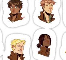 Snk: Trainee Squad Sticker
