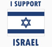 I SUPPORT ISRAEL  by sephinta