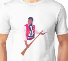 Minimalist Kyle Enjolras Unisex T-Shirt