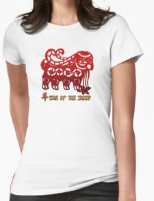 Year of The Sheep Goat Ram T-Shirt