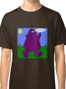 Fuck Trump Grimace  Classic T-Shirt